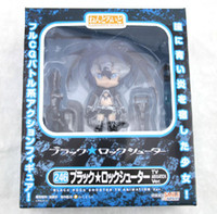action shooter - Cute quot Nendoroid Black Rock Shooter PVC Action Figure Model Collection Toy CVFG072