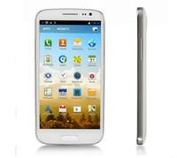 Wholesale BUY GOOD Original iNew i7000 quad core android phone with inch IPS screen G RAM G ROM MTK6589 Cell Phone
