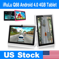 "US Stock !Q8 Q88 7"" Allwinner A13 Android 4. 0. 3 Tablet ..."