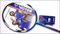 Wholesale EMS Badminton Rackets Brand Victor Brave Sword racquet professional TFBM