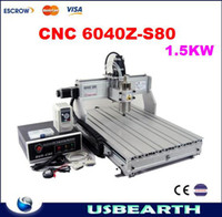 Wholesale mini CNC router Z S80 Engraver kW VFD Engraving Numerical Control CNC router v v