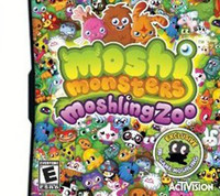 Wholesale Hot Selling MOSHI MONSTERS MOSHLINGS ZOO game for DS DSI DSXL DSL DSLL DS DSXL Console with Retail Package high quality