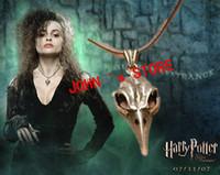 Charm Bracelets bellatrix necklace - Freeshipping a HARRY POTTER Bellatrix Necklace SII01