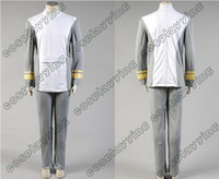 Wholesale Star Trek The Motion Picture Admiral Kirk Outfit Costume Cosplay Costume Adult Costumes For Halloween