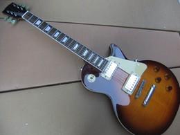 China Guitar Standard MODEL electric Classic Sunburst 101210