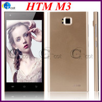 Wholesale xiaomi mi3 Killer android cell phone HTM M3 Inch MTK6572 Dual Core GHz Smartphone m ram GB ROM MP Camera Android OS G GPS