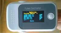 Wholesale New type finger Pulse oximeter with beep and alarm function