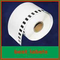 Wholesale 50 rolls Brother Compatible Labels mm m Continous Labels DK2205 brother labels