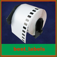 Wholesale 100 rolls Brother Compatible Labels mm m Continous Labels DK2205 DK22205 DK205 brother labels