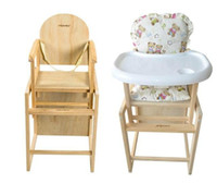 Wholesale Child dining chair baby dining table and chairs baby dining chair baby chair all solid wood paint