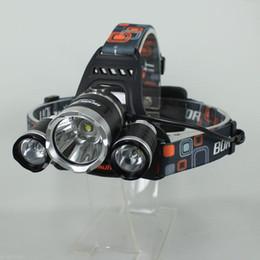 Wholesale 5000Lumen x CREE XM L T6 LED Headlight Light Headlamp Flashlight Head Lamp