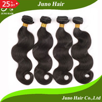 Wholesale Queen Hair Products Brazilian Virgin Hair Body Wave human hair unprocessed hair by DHL Price b102