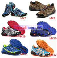 Free China Post Air New Arrival 23Colors Salomon S- lab Sense...