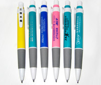big lots advertising - Colorful Blue Ink Ballpoint Ball Pen Customize Advertising DHL FREE Ship Promotion and Gifts