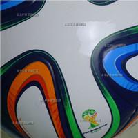al por mayor brazuca-# 5 2014 Brizal balón de fútbol brazuca (embalaje al por menor) - venta caliente