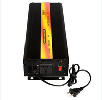 Wholesale CE amp ROHS approved off grid dc v ac100v v w kw pure sine wave inverter USA plug hz amp hz switch