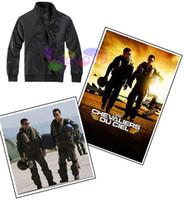 Wholesale 1pcs free ship new Air Force One ASST man winter jacket military insignia U S Air Force collar uniform jacket coat