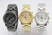 Cheap Sport geneva watch Best Unisex Round wrist watch
