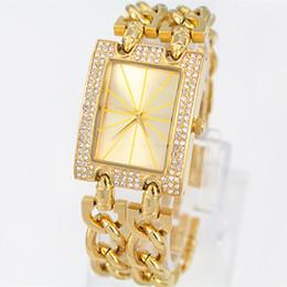 Wholesale Luxury Noble Elegant clock Women watch Fashion lady dress watch steel Brand Bracelet Wristwatch