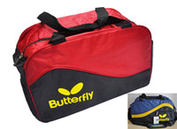 Wholesale Butterfly Table Tennis Traveller Sport Bag B830 colur red blue