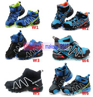 Hot sale! Free shipping salomon Speedcross 3 men's sport sho...