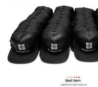 Wholesale Baseball Hat G Dragon GD Bigbang Pu Leather Hip Hop Snapback Cap C1150