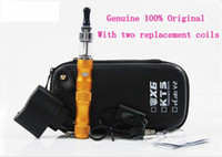 Best Newest ego X6 Electronic cigarette with X8 or X6 V2 Tank atomizer Clearomizer 1300mAh battery Vaporizer Voltage Transformer Lava Tube DHL