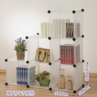 Wholesale Drawer storage cabinet combination storage rack cabinet finishing home clothes shelf storage cabinet plastic