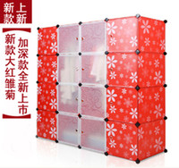 Wholesale Simple wardrobe belt door wardrobe storage cabinet baby wardrobe