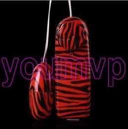 Wholesale Zebra pattern remote control Vibrators Sex toys for women adult toys