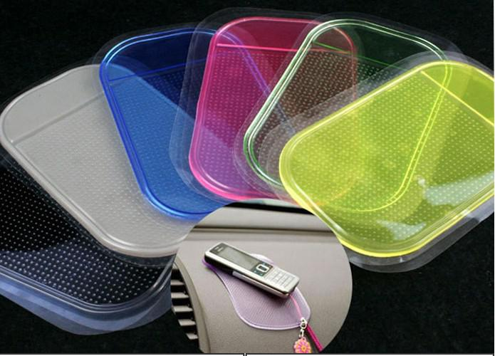 2015 chaud Magic Non antidérapant anti tampon mat de glissement SMALL SIZE Car D