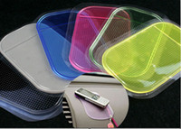 Wholesale 2015 hot Magic Non Slip Anti slip mat pad SMALL SIZE Car Dashboard Sticky Pad Mat for I9500 note iphone