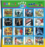 Wholesale Newest games in GB cheap video multi games Card with different games in one for DS DS DSi XL