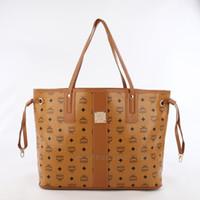 fashion tote bags - Hot New MCM Handbags tote Fashion bags totes shoulder Brand Michael bags tote bolsas clutch