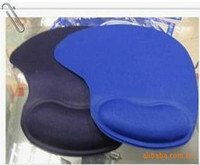 Wholesale Wrist Comfort No Smell Mice Pad Mat Mousepad with Wrist Rest for Optical Mouse