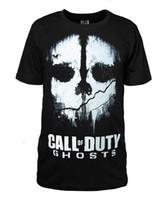 cod - Call Of Duty ghosts Modern Warfare COD MW3 ELITE GAMERTAG Mens New Short sleeve T Shirt
