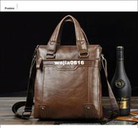 Venta caliente de la manera genuina maletín de cuero suave para los hombres, bolsas para portátiles , bolsos de hombro del ordenador de los hombres, de cuero maletín de negocios