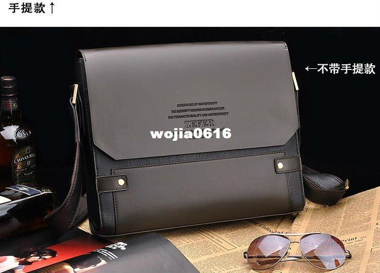 Hot Sale Fashion Brand Leather Men Bags Handbags Fashion, Multi ...
