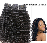 for black hair products - For Your Nice Hair Products Mixed Lengths a Queen Malaysian Kinky Curly Hair Extension Wet and Wavy Human Hair Weave Cheap Curly Hair