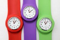 Fashion adult fashion watches - 25pcs numerals nurse watch silicone watch slap watch adult medical quartz watch