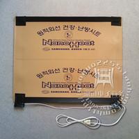Wholesale Carbon fiber warm feet treasure heated pad portable electric heating pad warm foot pad m