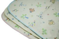 Wholesale Bamboo fabric Urine pad Waterproof cotton Urine pad Three in one baby s Urine pad cm Baby Changing Pads