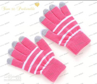 Wholesale LLFA3879 Magic Gloves Multi Points Capacitive Touch Screen Gloves Multi Touch Glove Warm Fashion Winter Glove