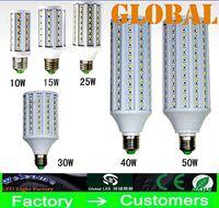 Wholesale LED Corn Bulb Lamp Cool White warm Maize Energy Saving Light SMD10w w w w w w E27 B22 E14 pc pc