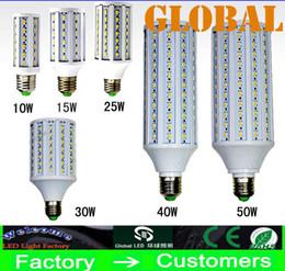 LED Corn Bulb Lamp Cool White warm Maize Energy Saving Light 5630 SMD10w 15w 25w 30w 40w 50w E27 B22 E14 42pc 60pc 84pcs 98pcs 132pcs 165pcs