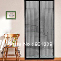 Wholesale pcsUseful Black Mosquito Net Window Net Window Curtain for Home Use