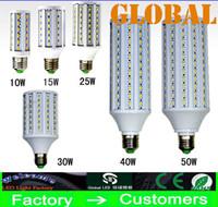 LED lamp saving lamp - LED Corn Bulb Lamp SMD10w w w w w w E27 B22 E14 V V Energy Saving Light