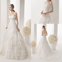 Cheap A-Line Wedding Dresses Best Reference Images Sweetheart Wedding Dresses 2014
