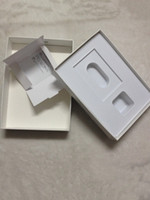 Wholesale US EU UK version Empty Packaging Box for ipad Air Packaging without accessories by DHL