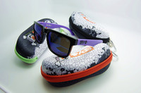 Wholesale 21 colors HELM KEN BLOCK Sunglasses Cycling Sports Sun glasses Eyeglasses Original Package Box Retail Freeshipping